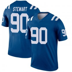 Grover Stewart Indianapolis Colts Men's Legend Nike Jersey - Royal